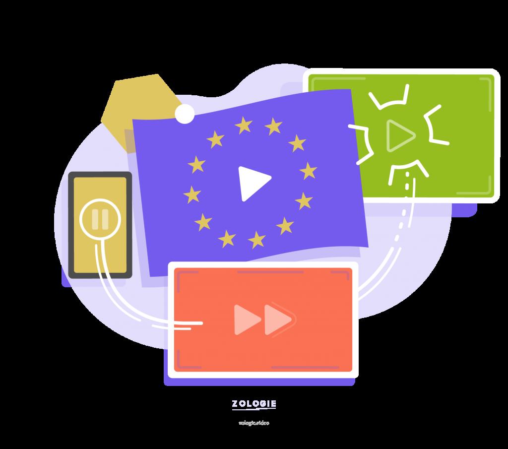 European projects love explainer videos